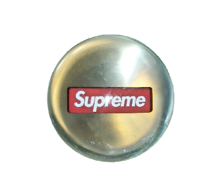 Supreme Box Logo Bouncy Ball FW18