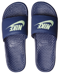 Nike Benassi JDI Slide Binary Blue