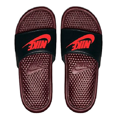 Nike Benassi JDI Slide Dark Red
