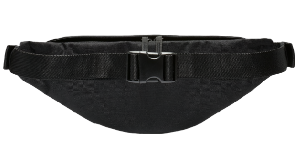 Nike Heritage Waist Pack Black/Gold