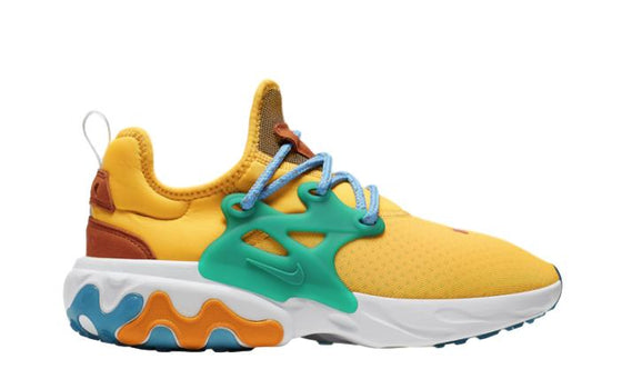 Nike React Presto University Gold Women's