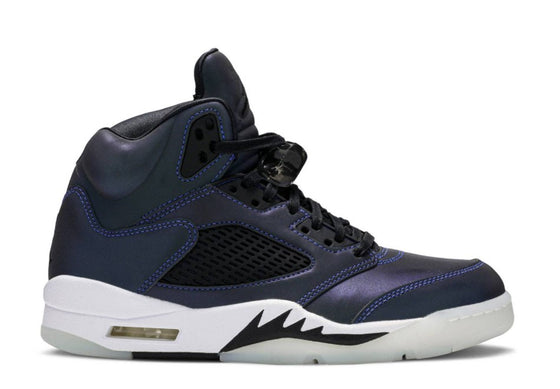 Air Jordan 5 Oil Grey Women's