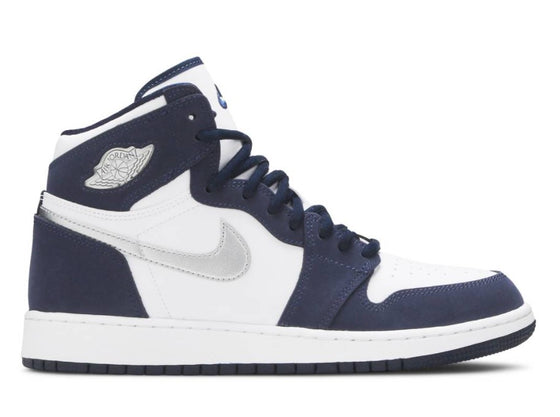 Air Jordan 1 High OG CO.JP Japan Midnight Navy 2020 (GS)
