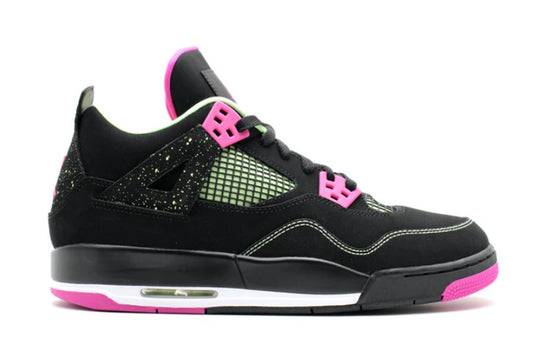 Air Jordan 4 Fuchsia Flash (GS)