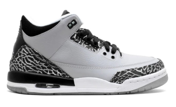 Air Jordan 3 Wolf Grey (GS)