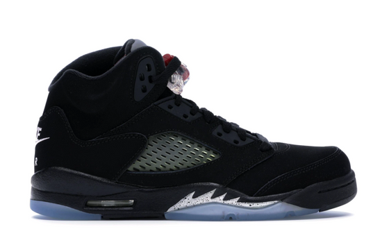 Air Jordan 5 Black Metallic 2016 (GS)