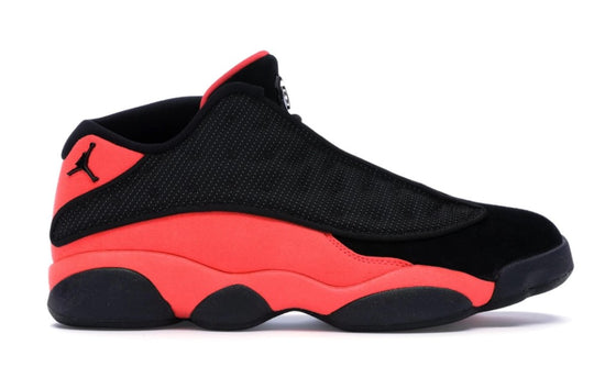 Air Jordan 13 Low Clot Infrared 23