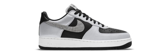 Nike Air Force 1 Low Silver Snake 2021