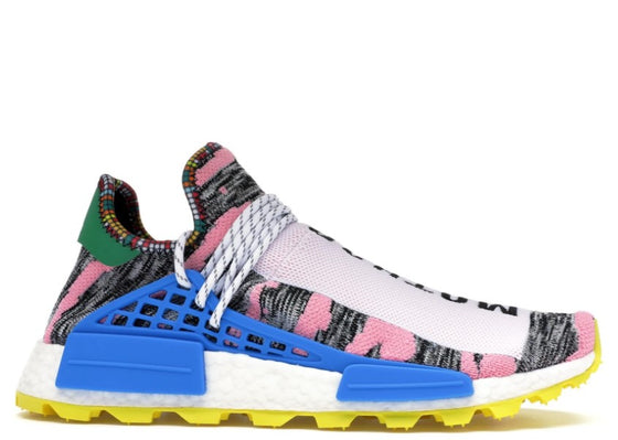 "Adidas x Pharrell NMD Human Race Trail ""Solar Pack"" Mother Land Pink"