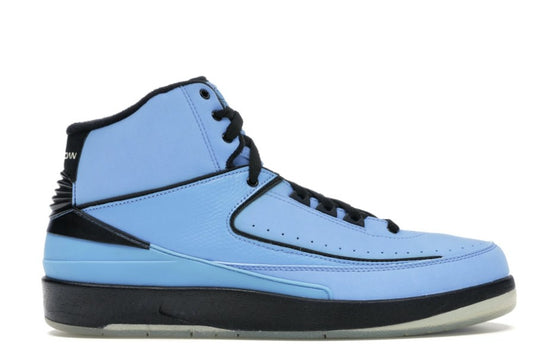 Air Jordan 2 QF UNC University Blue