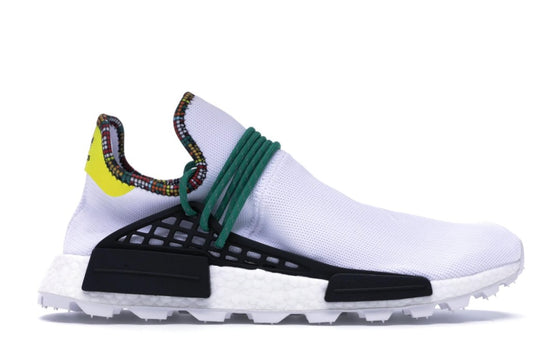 "Adidas x Pharrell NMD Human Race Trail ""Inspiration Pack"" White"