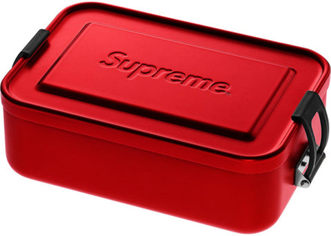 Supreme Sigg Metal Box Small