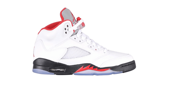 Air Jordan 5 Fire Red 2013 (GS)