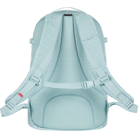 Supreme Backpack Ice / Light Blue SS19