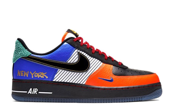 "Nike Air Force 1 Low What The NYC ""City of Athletes"""