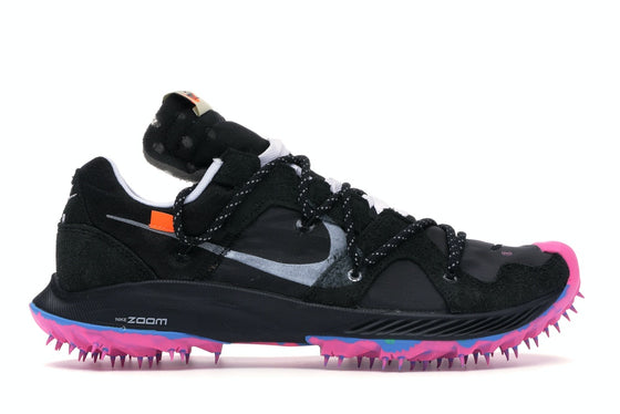 Nike Zoom Terra Kiger 5 x Off-White Black Women's