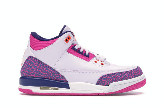 Air Jordan 3 Barely Grape (GS)