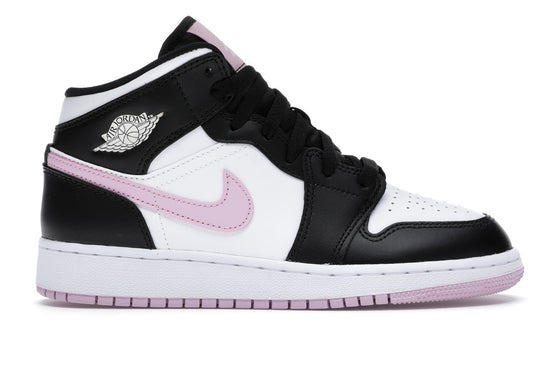 Air Jordan 1 Mid Artic Pink (GS)