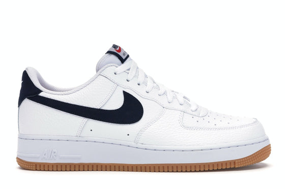Nike Air Force 1 Low Obsidian / Gum
