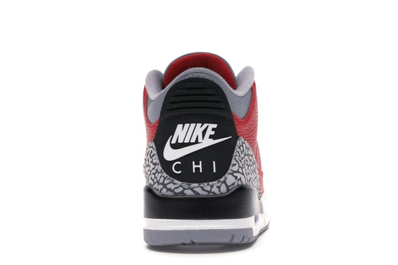 Air Jordan 3 Red / Cement (CHI)