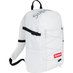 Supreme 100D Cordura Backpack White FW17