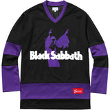 Supreme x Black Sabbath Hockey Jersey
