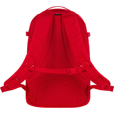 Supreme Backpack Red SS19