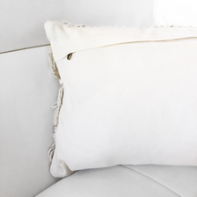 Load image into Gallery viewer, Ivory Lumbar Pillow Cover