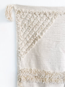 Natural Cove Handwoven Throw Blanket