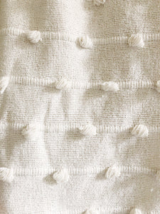 Cotton Sea Beach Throw Blanket