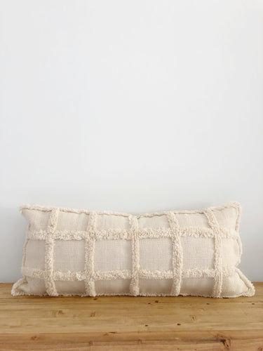 Marina Lumbar Pillow Cover