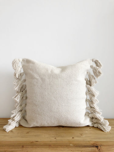 Roo Handwoven Pillow Cover