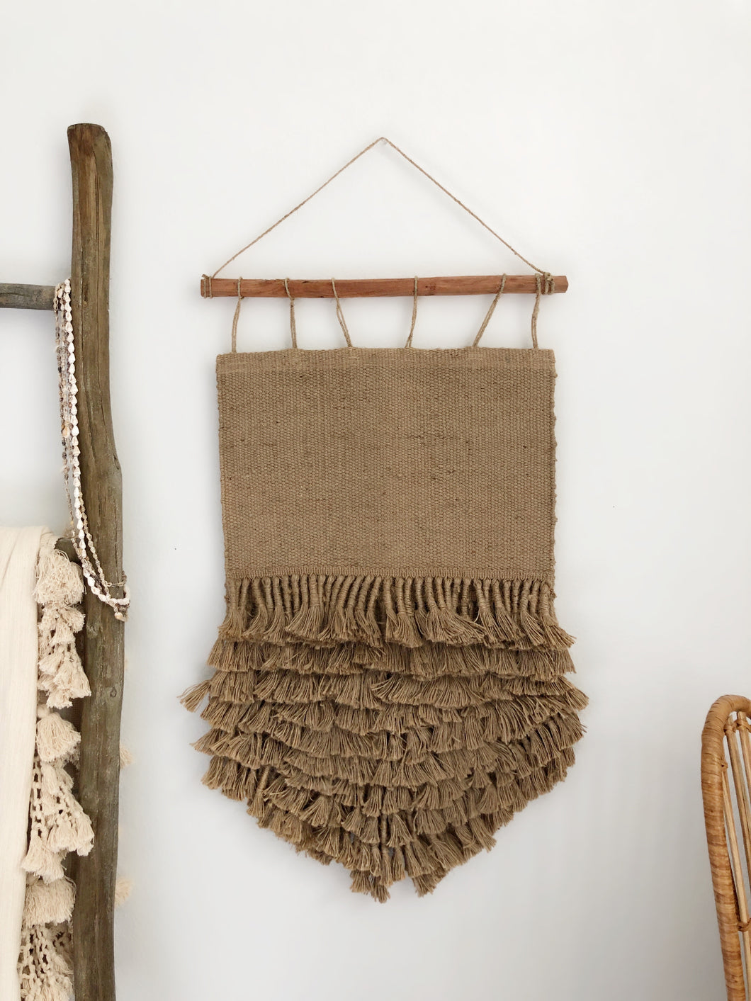 Galia Handwoven Wall Hanging