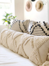Load image into Gallery viewer, Sand Dune Lumbar Pillow Cover| PRE-ORDER