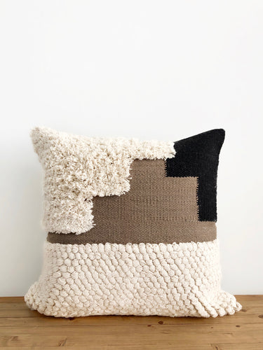 Audun Handwoven Pillow Cover