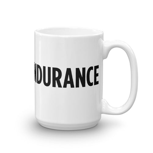 80/20 Endurance No Excuses Mug