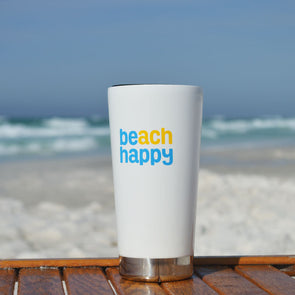 Beach Happy® 20-ounce Klean Kanteen Tumbler with Lid