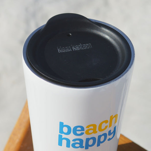 Beach Happy 20-ounce Klean Kanteen Tumbler with Lid