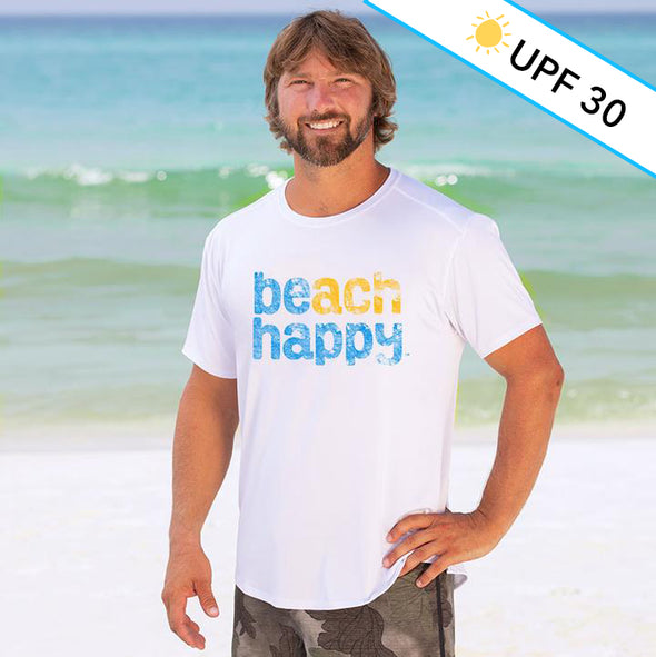 Beach Happy® Recycled Sun Shirt Tee