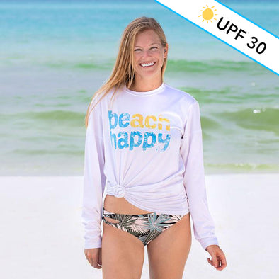 Beach Happy® Recycled Long Sleeve Sun Shirt