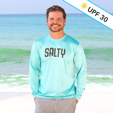 Salty Recycled Long Sleeve Sun Shirt