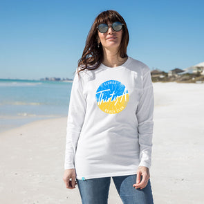 Thirty A Beach Club Recycled Long Sleeve