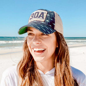 30A Fish Trucker Hat