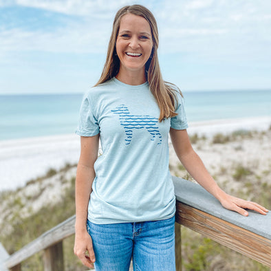 Sea Dog Recycled Tee