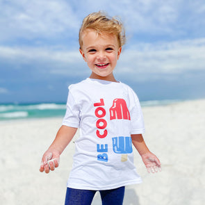 Be Cool Youth Recycled Tee