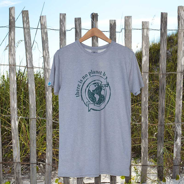 30A There is No Planet B Recycled Tee