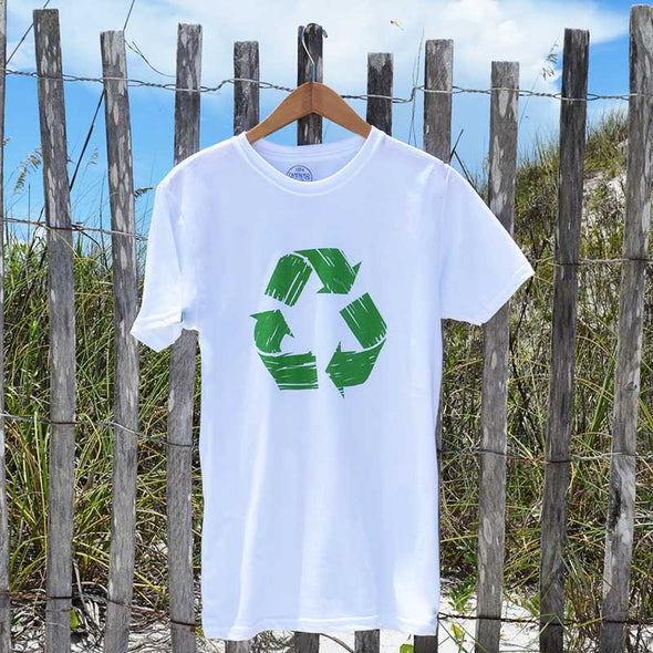 30A Recycle Symbol Recycled Tee