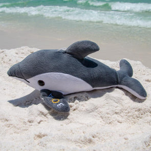 Finn the 30A Dolphin Plush Toy