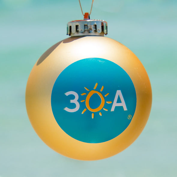 30A Christmas Ornaments