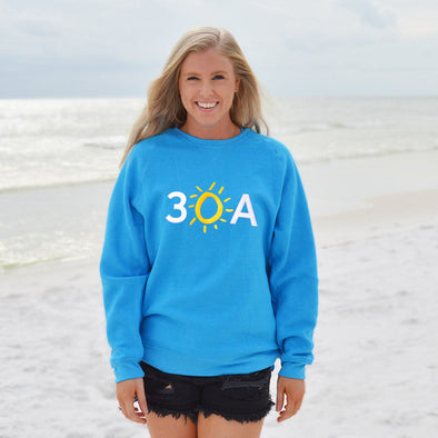 30A Recycled Crew Neck Sweatshirt